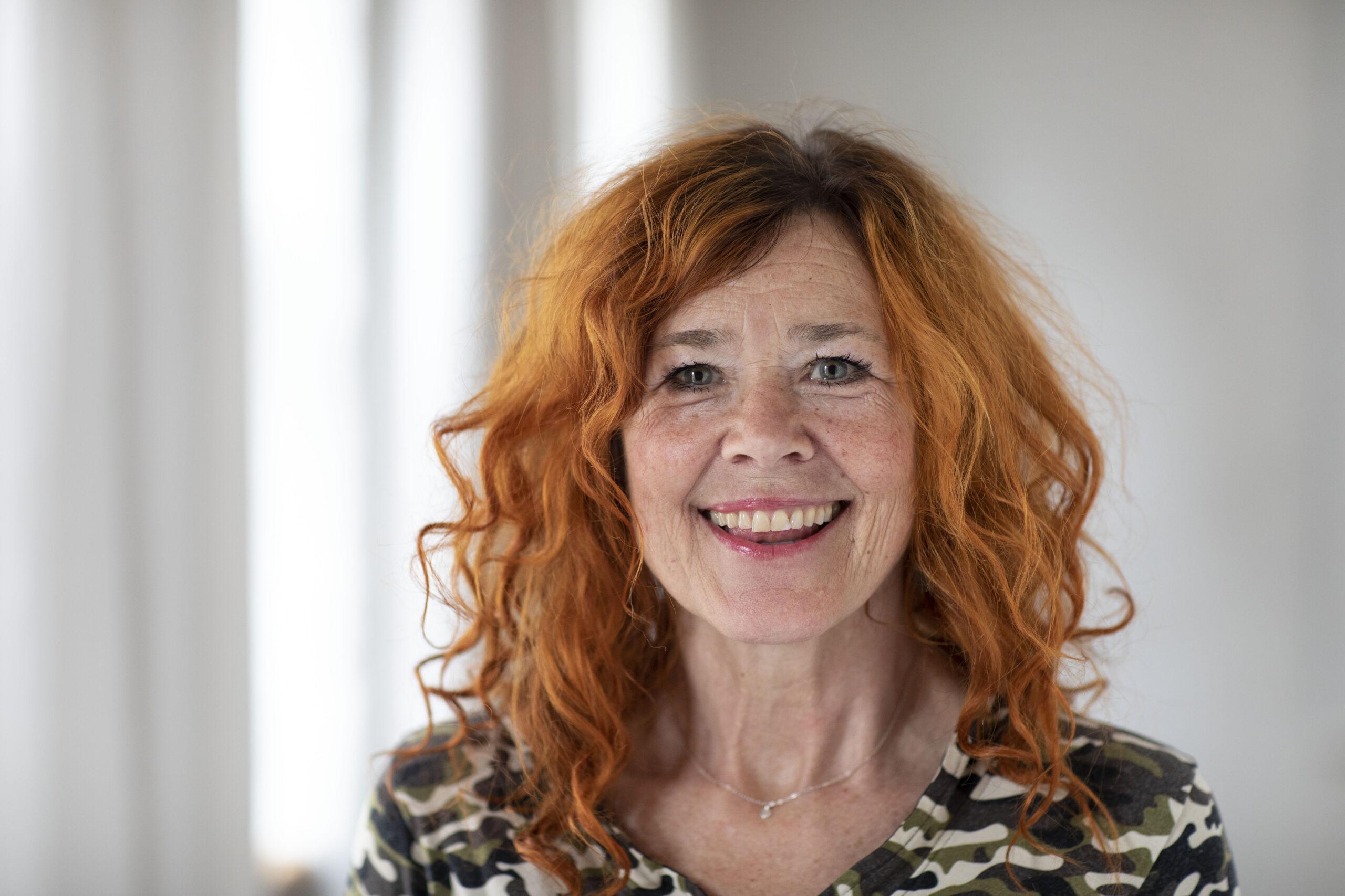 Joan Ørting taler om overgangsalderen